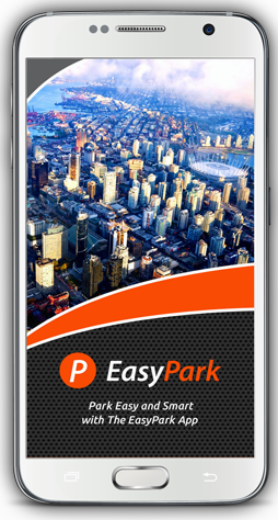 Easy Park App- Find Parking