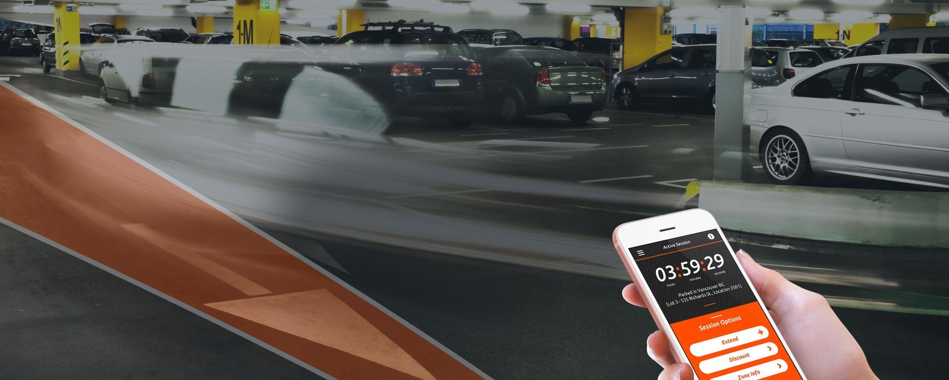 Easypark Mobile Parking App