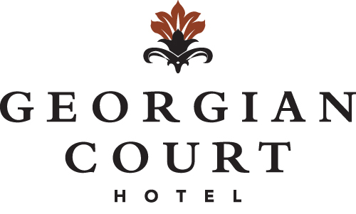 Georgian Court Logo with Tag (stacked)